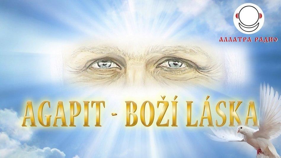 AGAPIT - BOŽÍ LÁSKA