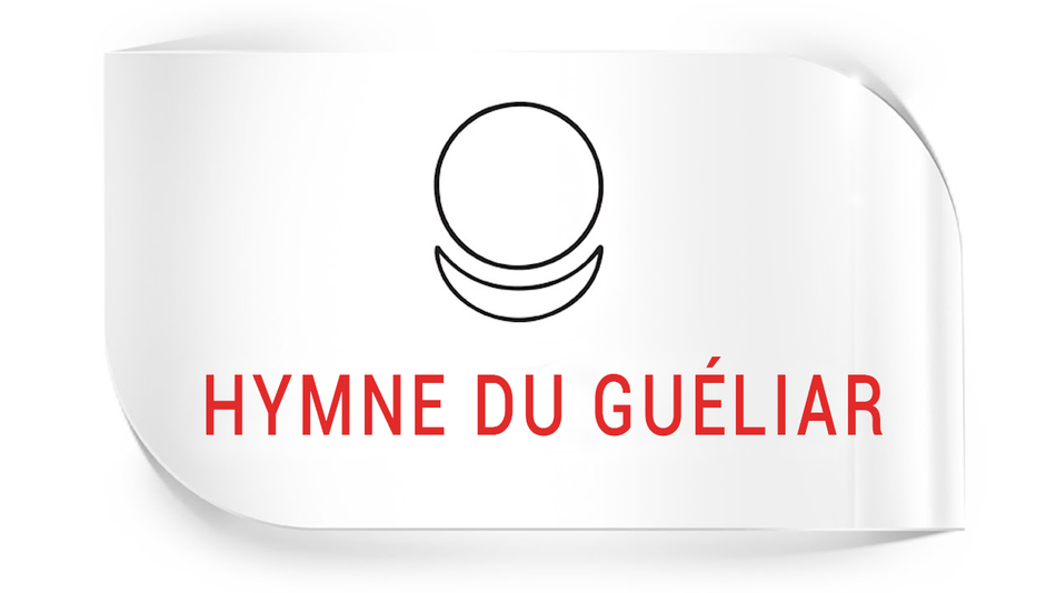 Hymne du Guéliar - Гимн Гелиара на французском языке