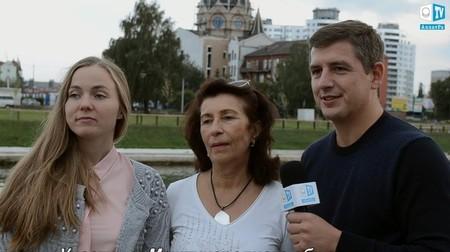 Выбор быть счастливым! Участники МОД АЛЛАТРА, Калининград. LIFE