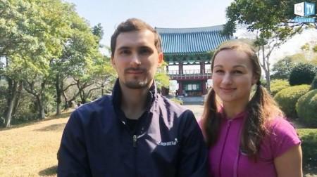 АЛЛАТРА - это путь Домой. Участники из Республики Корея